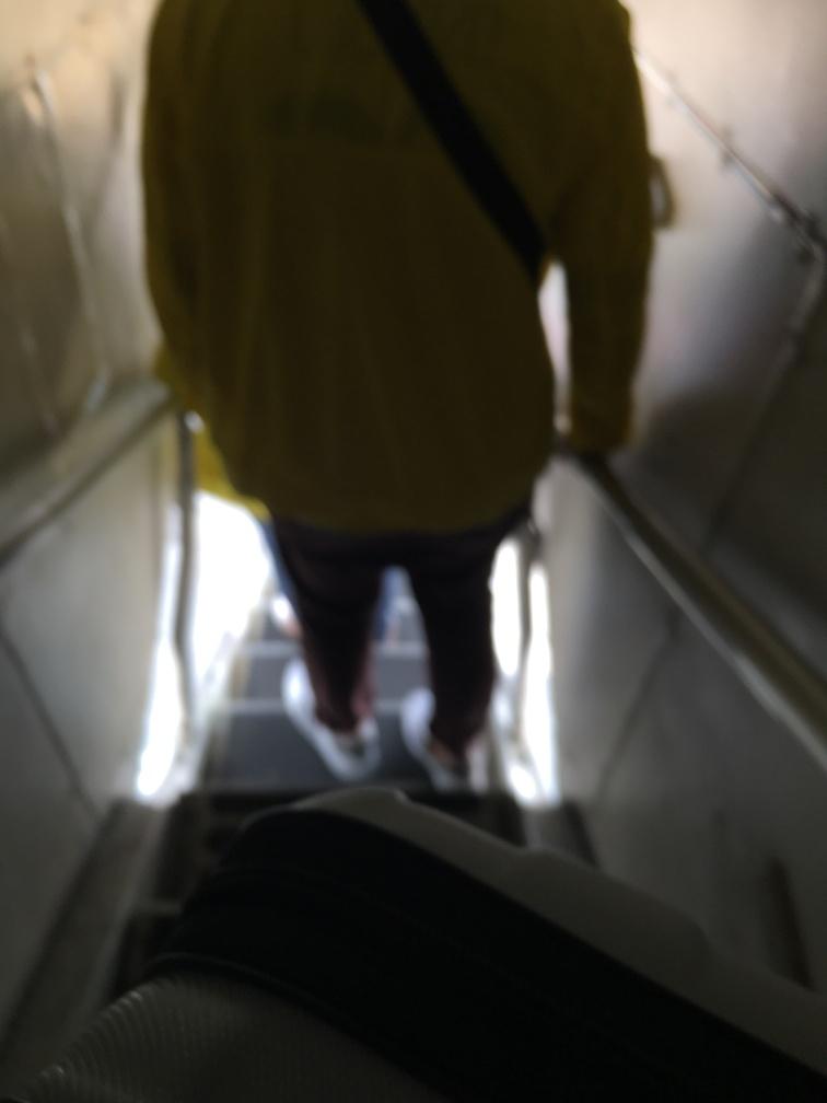 Air Stairs!!!