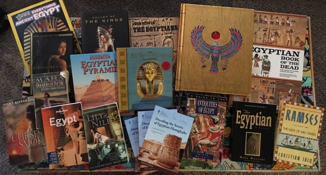 Egyptian Books